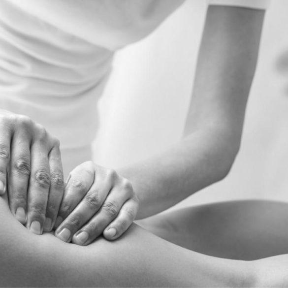 ¿Quieres un masaje?